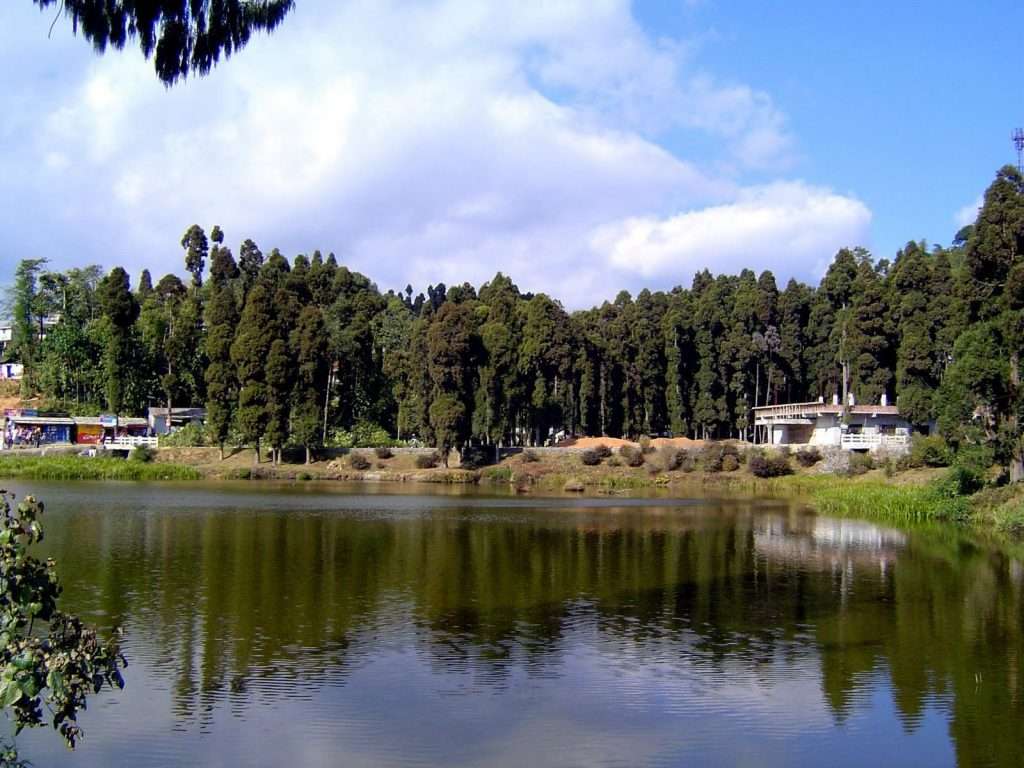 Lake Sumendu of Mirik