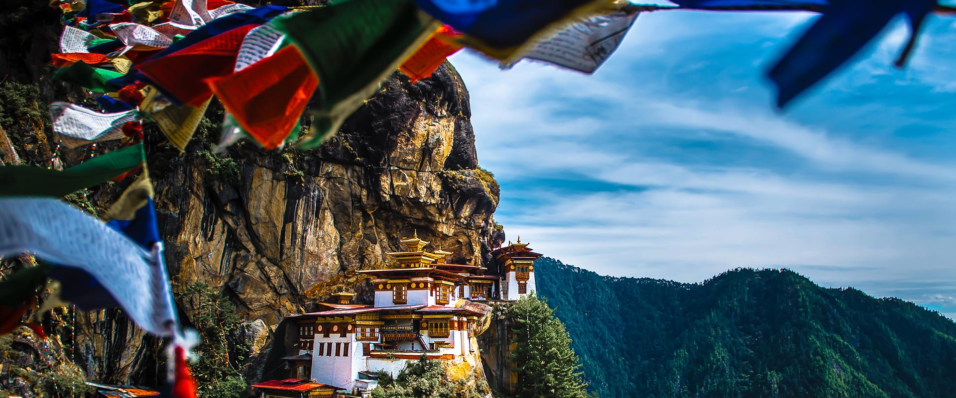 Trek to famous Tiger's Nest with Bhutan Tour Package of North Bengal Tourism