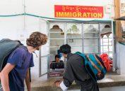 Bhutan immigration office