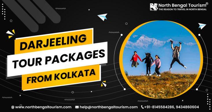 Darjeeling Tour Package from Kolkata