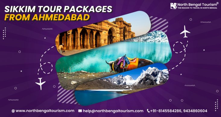 SIKKIM TOUR PACKAGE FROM AHMEDABAD