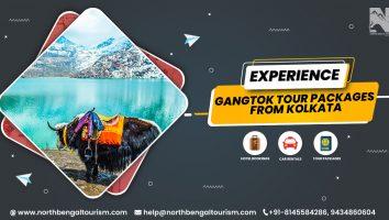 Gangtok Tour Package From Kolkata