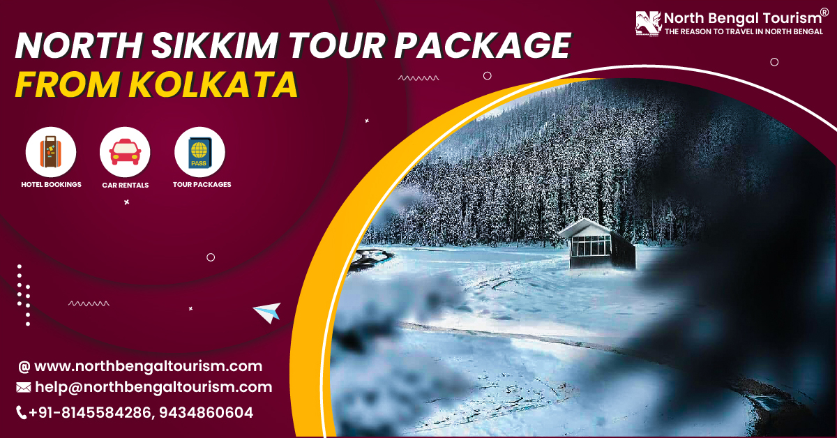 North Sikkim Tour Packages from Kolkata