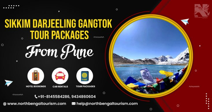 Sikkim Darjeeling Gangtok Tour Packages From Pune