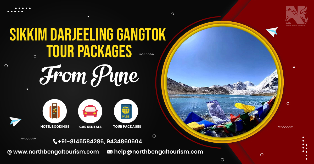 Sikkim Darjeeling Gangtok Tour Packages From Pune