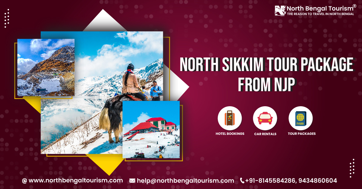 north sikkim tour package from njp