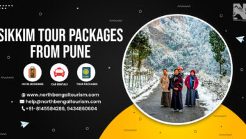 sikkim tour packages from pune