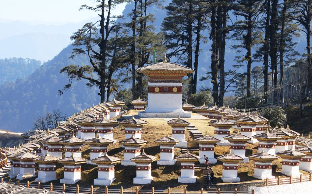 Image result for bhutan dochula pass