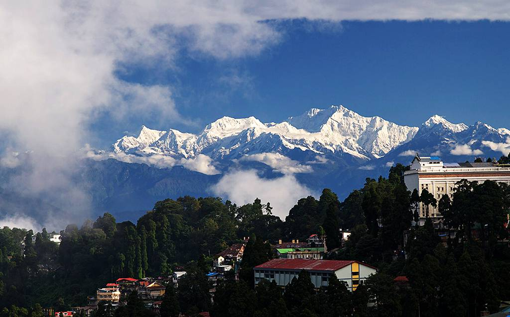 Darjeeling, the Queen of Hills