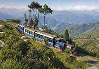 Darjeeling Toy Train, Best Tourist Attraction in Darjeeling
