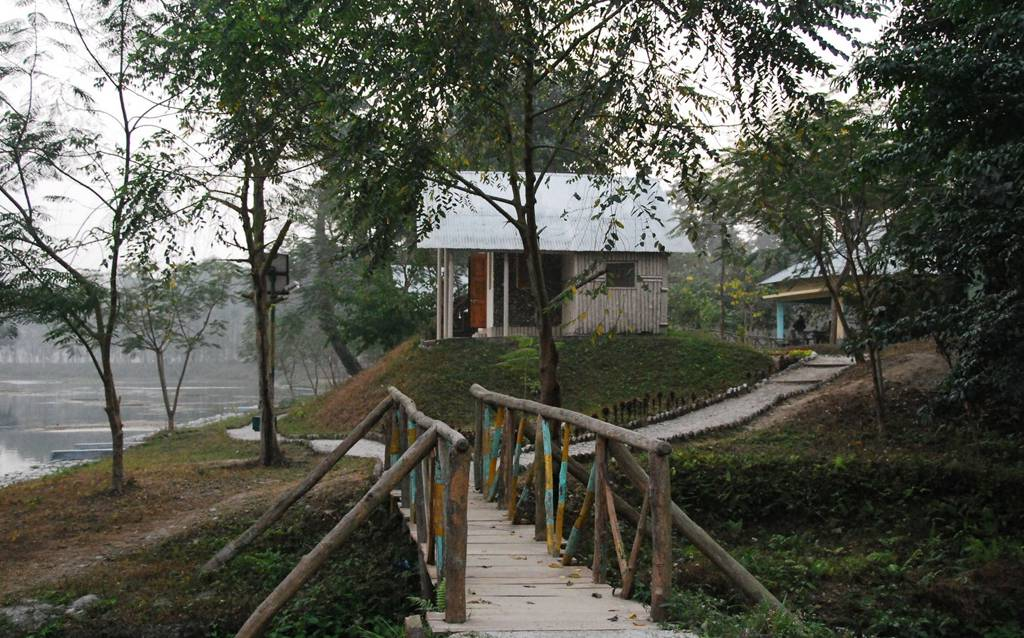 South Khayerbari Leopard Rescue Center