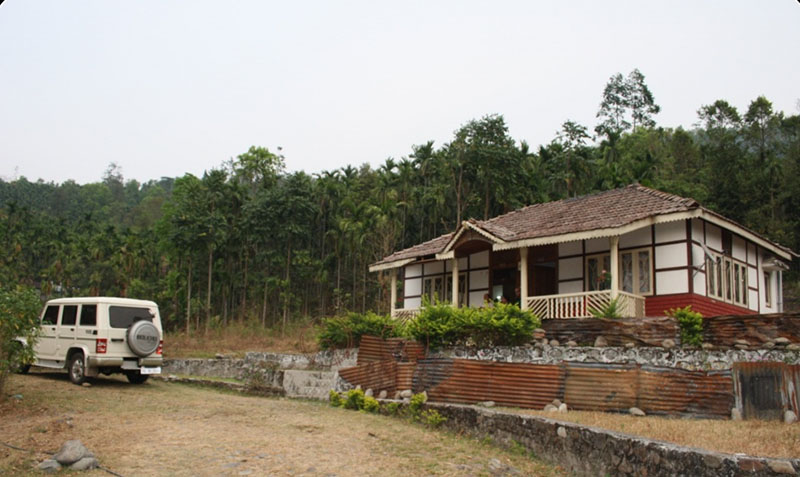Gorubathan WBFDC Forest Rest House