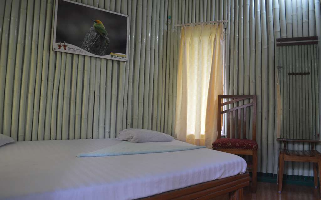 Interior of Kalupur Eco Village