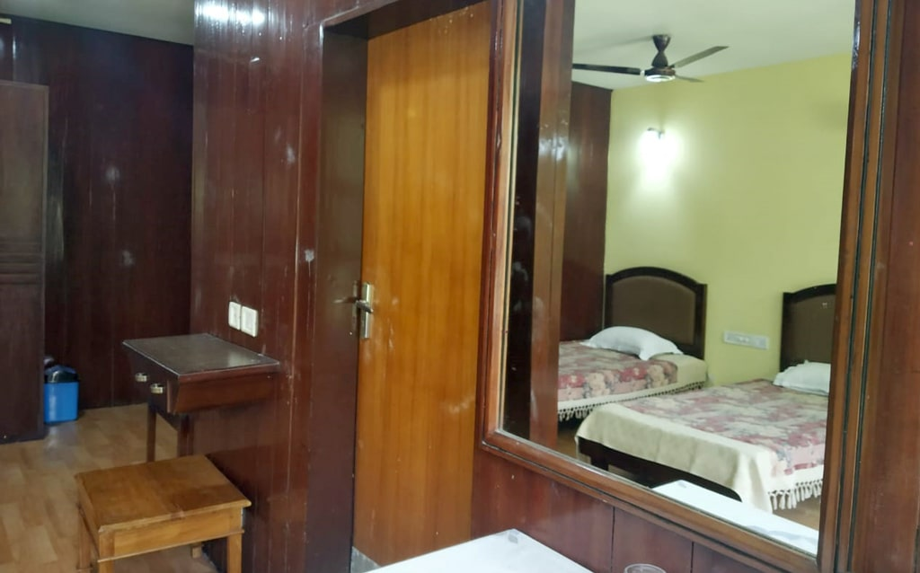 Room Interior view of Hollong Tourist Lodge