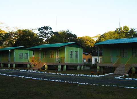 Government Accommodation at Jayanti