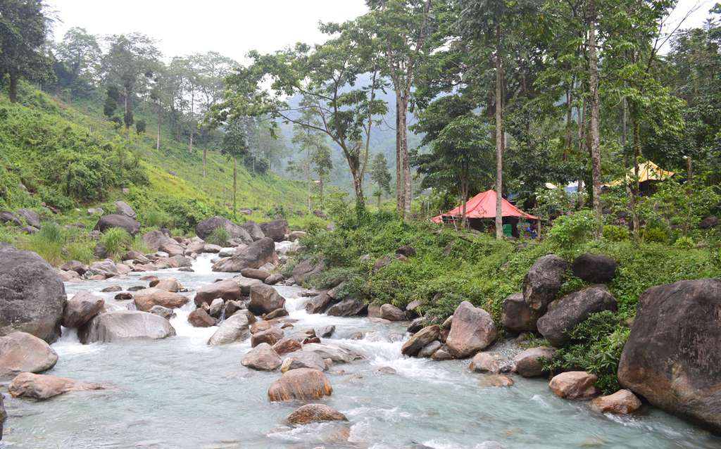 Jhallong River Camp
