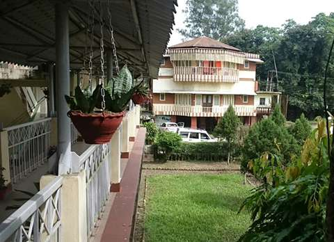 Buxa Jungle Lodge main building