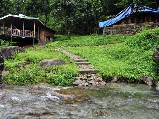 SUNTALEKHOLA RIVER CAMP