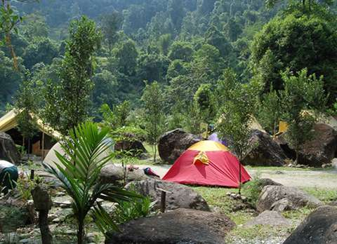Adventure Camp at Suntalekhola River Camp