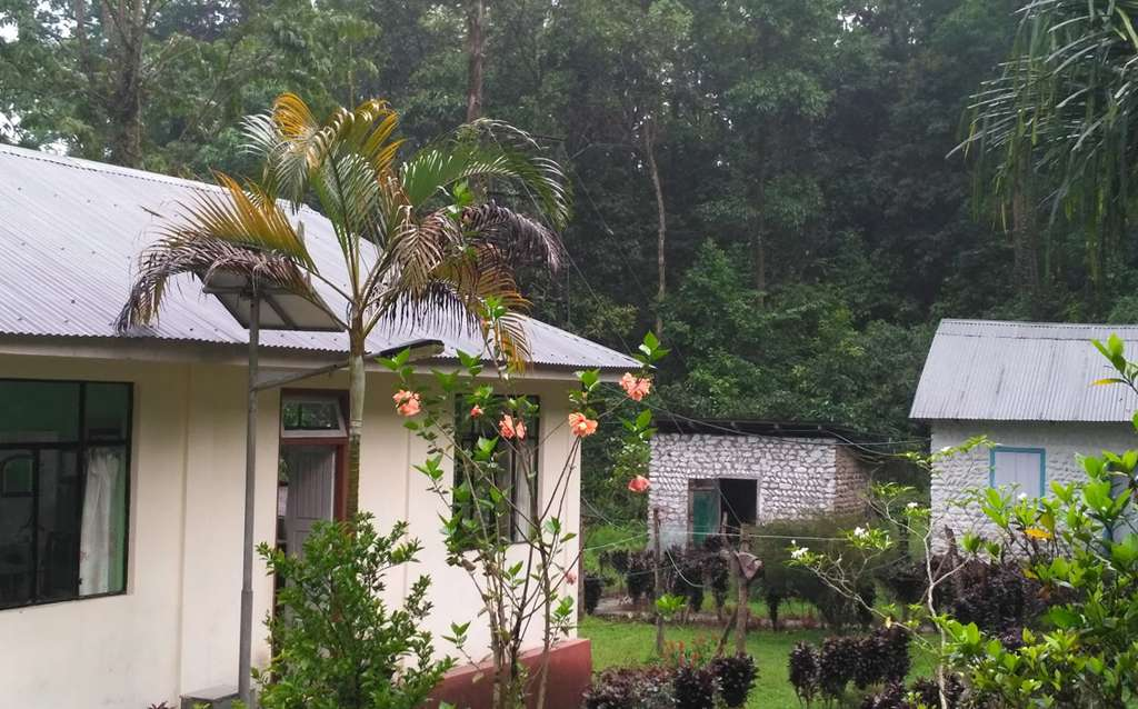 Interior of Suntalekhola Nature Resort