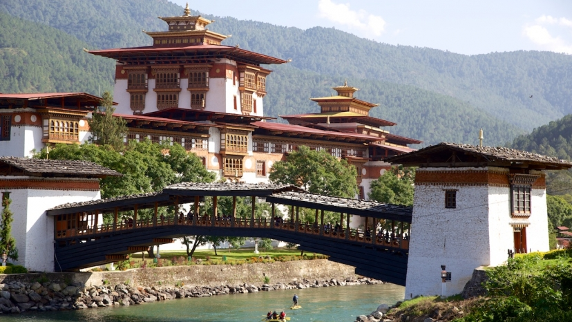 Bhutan Tour Packages for 8 Days
