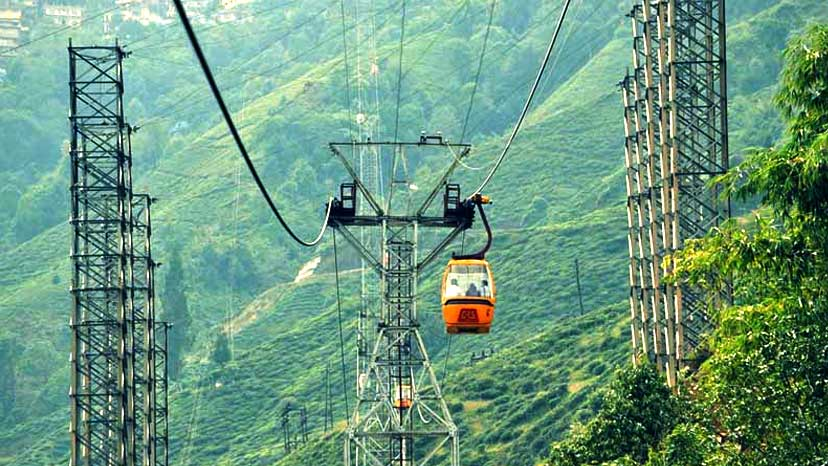 Darjeeling Tour Packages for 5 Days