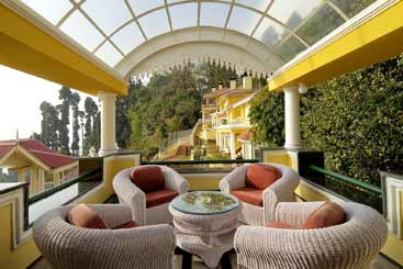 Hotels in Darjeeling