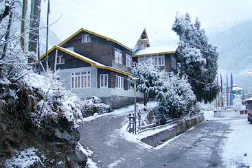 Hotels in Lachung