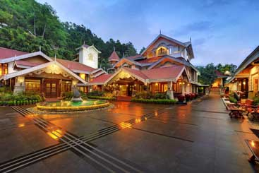 Hotels in Sikkim