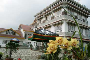 Hotels in Yuksom