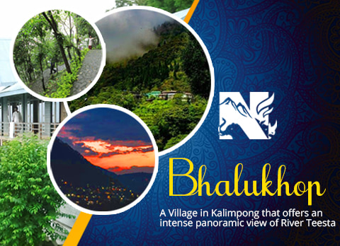 Bhalukhop, offbeat destination in Kalimpong