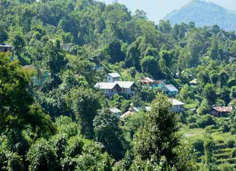 Chibo, offbeat destination in Darjeeling