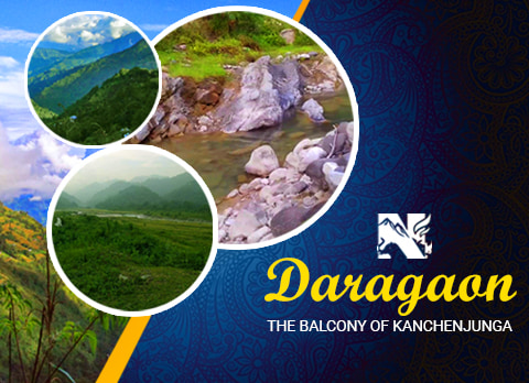 Daragaon, offbeat destination in Kalimpong