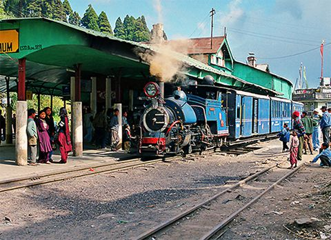Ghum, offbeat destination in Darjeeling
