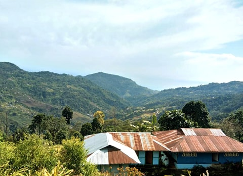 Gitkolbong, offbeat destination in Kalimpong