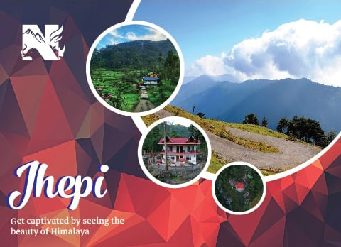 Jhepi, offbeat destination in Darjeeling