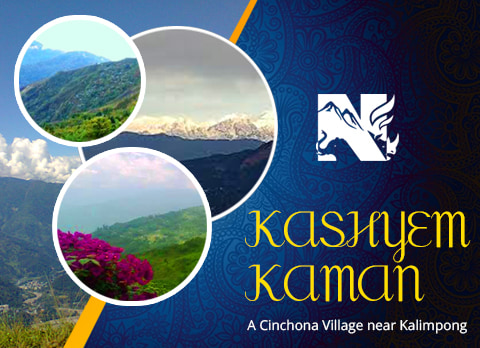 Kashyem Kaman, offbeat destination in Kalimpong