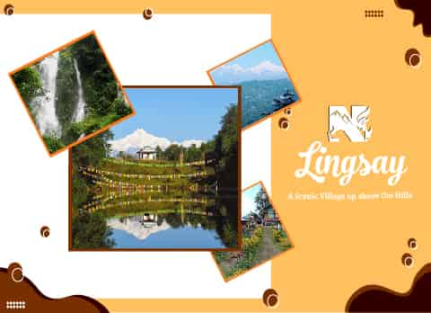 Lingsay, offbeat destination in Kalimpong