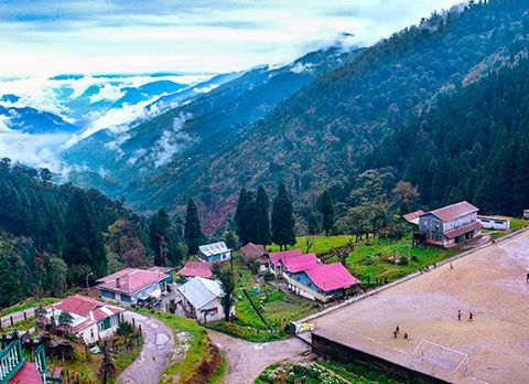 Manebhanjan ,offbeat destination in Darjeeling