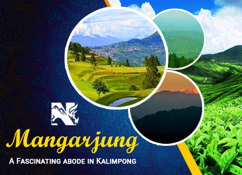 Mangerjang, offbeat destination in Kalimpong