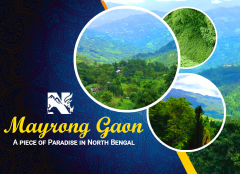 Mayrong Gaon, offbeat destination in Kalimpong