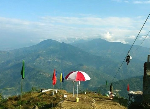 Milan Top, offbeat destination in Kalimpong