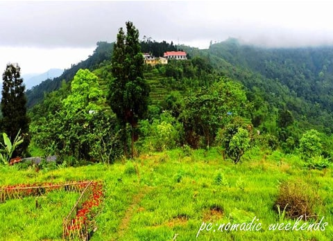 Nimbong, offbeat destination in Kalimpong