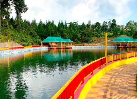 Nokdara, offbeat destination in Kalimpong