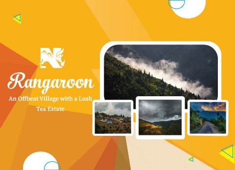 Rangaroon, offbeat destination in Darjeeling