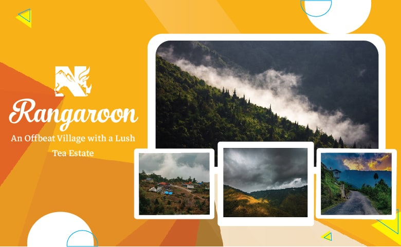 Rangaroon, a New offbeat destinations in Darjeeling