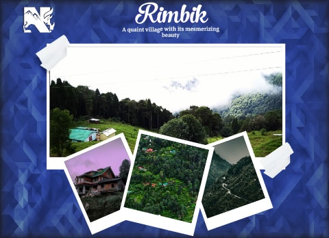 Rimbik, offbeat destination in Darjeeling