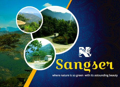 Sangser, offbeat destination in Kalimpong