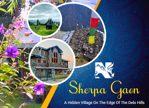 Sherpa Gaon, offbeat destination in Kalimpong
