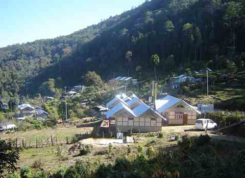 Sillery Gaon ,offbeat destination in Darjeeling